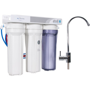 Проточный питьевой фильтр Atoll D-31sh STD (002079)
