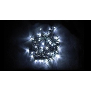 Светодиодная гирлянда Feron 10 веток 230V 5000K холодный белый с мерцанием CL92 32378 фото