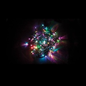 Светодиодная гирлянда Feron Линейная 230V разноцветная с мерцанием CL07 26782