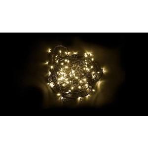 Светодиодная гирлянда Feron Линейная 230V 2700K теплый белый без мерцания CL08 26783