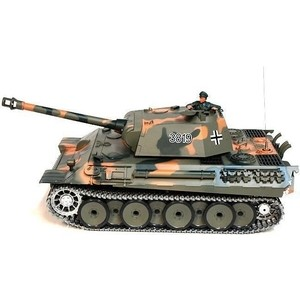 Радиоуправляемый танк Heng Long German Panther Pro масштаб 1:16 2.4G - 3819-1PRO V5.3