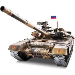 Радиоуправляемый танк Heng Long T90 Russia масштаб 1:16 RTR 2.4G - 3938-1 V6.0