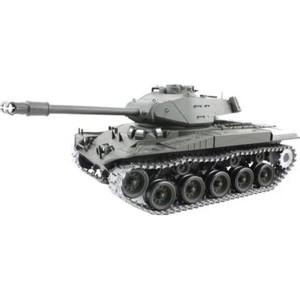 Радиоуправляемый танк Heng Long US M41A3 Bulldog Pro масштаб 1:16 2.4G- 3839-1PRO V5.3