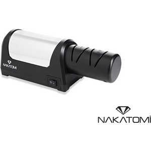 Точилка для ножей Nakatomi NEC-2000 точилка для ножей virtus бабочка двусторонняя цвет желтый nd 021