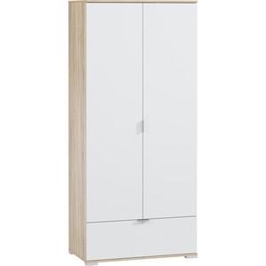 Шкаф WOODCRAFT Стелла 2 двери + 1 ящик п/б фото