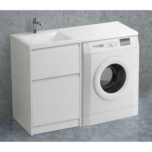 Тумба под раковину BelBagno Kraft 58, Bianco Opaco (KRAFT-LVD-580/1200-2C-PIA-BO) epia mii10000 lvd used disassemble