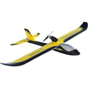 Радиоуправляемый самолет Joysway Huntsman 1100 V2 Yellow Mode 2 RTF 2.4G - JS6108V2-Ye