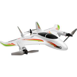 Радиоуправляемый самолет WL Toys 2.4G 6CH 3D 6G RC - X450