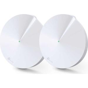Mesh Wi-Fi система TP-LINK DECO M5 (2-PACK) mesh wi fi система tp link deco m9 plus 3 pack