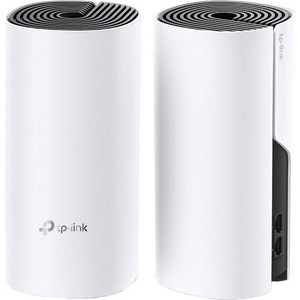 Mesh Wi-Fi система TP-LINK DECO E4 (2-PACK)
