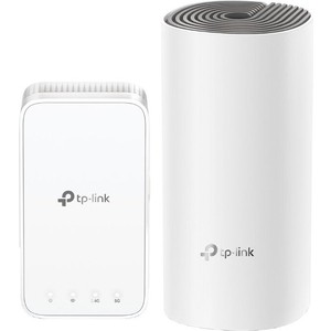 Mesh Wi-Fi система TP-LINK DECO E3 (2-PACK)