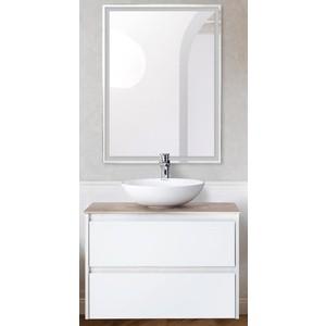 Мебель для ванной BelBagno Kraft со смесителем, Bianco Opaco (SET-KRAFT-700-BO-C-BB344-LOY-GRT-600/800)