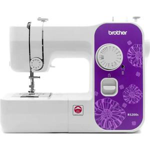Швейная машина электромеханическая Brother RS-200s швейная машина brother ls 200s белый