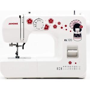 Швейная машина электромеханическая Janome EL-120