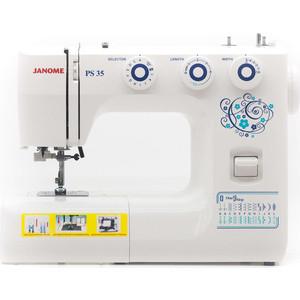 Швейная машина электромеханическая Janome PS-35 швейная машинка janome ps 15