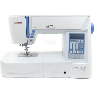 Швейная машина компьютеризированная Janome S5