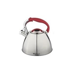 Чайник 3л Kelli KL-4336 красный