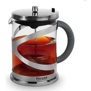 Заварочный чайник 1 л Rondell Crystal Grey RDS-1061