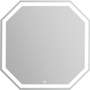 Зеркало BelBagno 80х80, с подсветкой (SPC-OTT-800-800-LED-TCH)