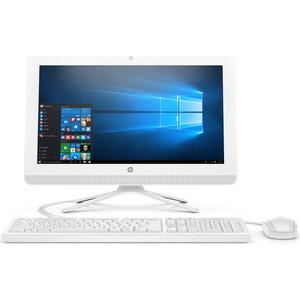 Моноблок HP 20-c431ur white (AMD A4 9125/4Gb/500Gb/Radeon R3/noDVD/W10) (7JT07EA)