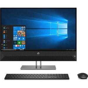 Моноблок HP 27-xa0117ur black (Core i5 9400T/8Gb/512Gb SSD/noDVD/1050 3Gb/W10) (7KH51EA)