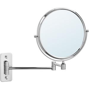 Зеркало косметическое Raiber настенное, хром (RMM-1112)