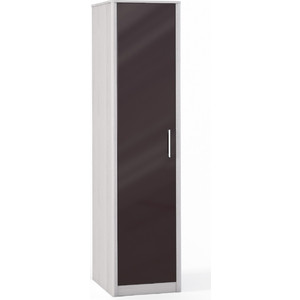 Шкаф 1 дверный Шатура Opera Шоколад FU3-01.DCP 484663