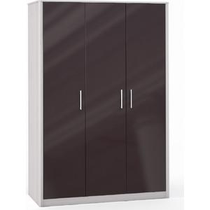 Шкаф 3 дверный (2+1) Шатура Opera Шоколад FU3-01.DCP 484667 шкаф купе бостон вар 1 без зерк 1100 540 2150 бук шоколад шатура бостон