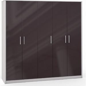 Шкаф 5 дверный (2+1+2) Шатура Opera Шоколад FU3-01.DCP 484673