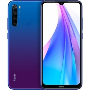 Смартфон Xiaomi Redmi Note 8T 4/64Gb Blue смартфон xiaomi redmi 7 3gb 64gb black