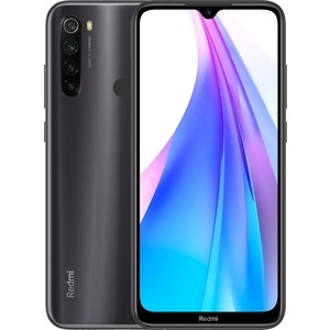 Смартфон Xiaomi Redmi Note 8T 4/64Gb Grey смартфон xiaomi redmi 7 3gb 64gb black