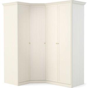 Шкаф (1 дверный+угловой+2 дверный) Шатура Tiffany ясень Т8П-02 483017