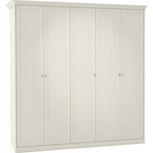 Шкаф 5 дверный (2+1+2) Шатура Tiffany ясень FU3-02.Т8П 483014