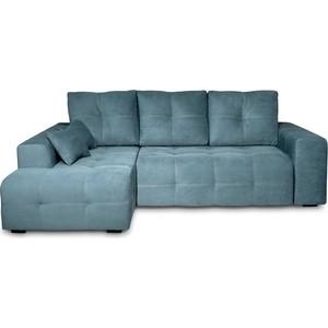 Угловой диван DИВАН Неаполь левый (Verona 757 azure) арт 60300207