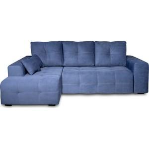 Угловой диван DИВАН Неаполь левый (Verona 27 jeans blue) арт 60300210