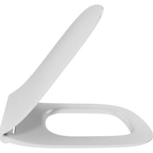 Сиденье для унитаза Jacob Delafon Struktura микролифт белое (E20606-00)