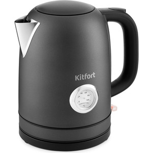 Чайник электрический KITFORT KT-683-1 графит