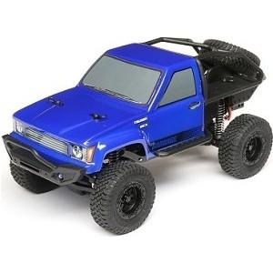 Радиоуправляемый краулер ECX Rock Crawler Barrage 4WD RTR масштаб 1:24 2.4G - ECX00017T2