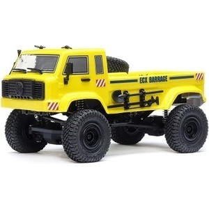 Радиоуправляемый краулер ECX Scaler Crawler Barrage UV 4WD RTR масштаб 1:24 2.4G - ECX00019T2