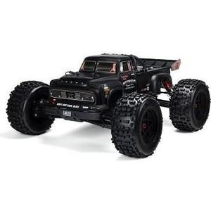 Радиоуправляемый монстр Arrma Notorious 6S (черный) 4WD RTR масштаб 1:8 2.4G - ARA106044T1