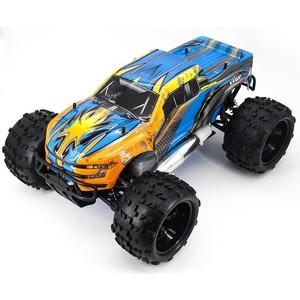 лучшая цена Радиоуправляемый монстр HSP Savagery Nitro 4WD RTR масштаб 1:8 2.4G - 94972-97291