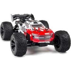 Радиоуправляемый трагги Arrma Kraton 4S (красный) 4WD RTR масштаб 1:10 2.4G - ARA102690