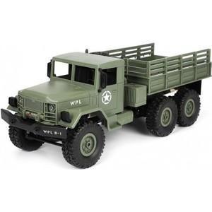 Радиоуправляемый военный грузовик WL Toys Army Truck 6WD RTR масштаб 1:16 2.4G - B-16