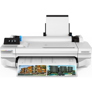 Плоттер HP Designjet T125 24