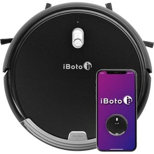 лучшая цена Робот-пылесос iBoto Smart X615GW Aqua