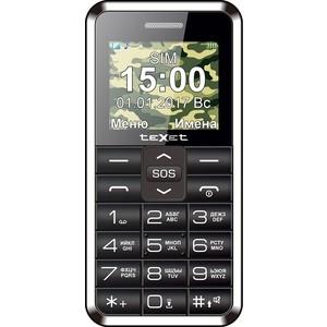 Мобильный телефон TeXet TM-101 черный new 7 inch replacement lcd display screen for texet tm 7038w texet tm 7041 tablet pc free shipping