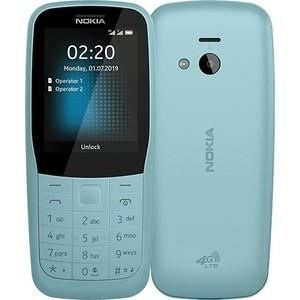 Мобильный телефон Nokia 220 4G (TA-1155) blue