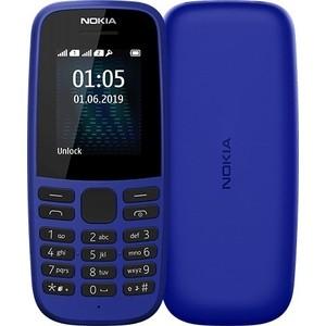 Мобильный телефон Nokia 105 2019 (TA-1203) blue