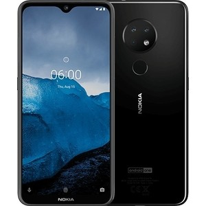 Смартфон Nokia 6.2 32Gb (TA-1198) black