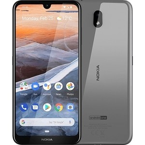 Смартфон Nokia 3.2 16Gb (TA-1156) steel